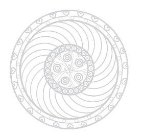 Mandala ausdrucken und ausmalen