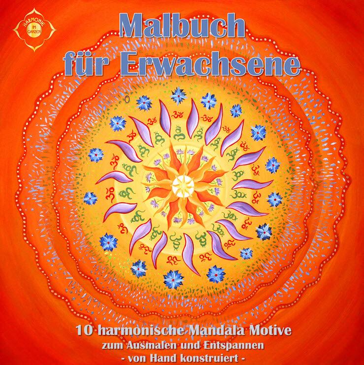 """Mandala Malbuch """"Malbuch für Erwachsene"""""""