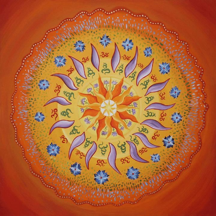 Mandala Konstruieren Und Ausmalen Wir Zeigen Dir Wie Es Geht