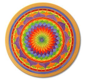 Mandala malen Bild1