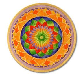 Mandala malen Bild3