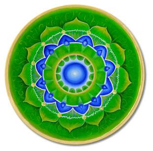 Mandala malen Bild4